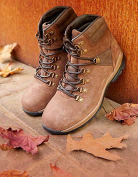 NEW!! HIKING BOOTS