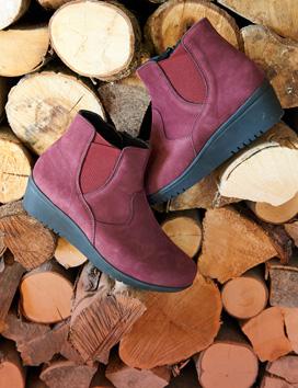 NEW!! WEDGE SOLES