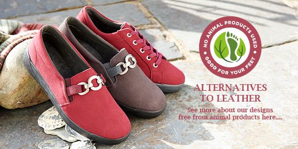 Eco Fabrics - Alternatives to Leather