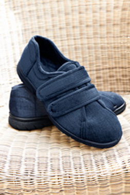 3eb0d73cfb Falls Prevention | House Shoes | Foot Health | Wider Fit Shoes