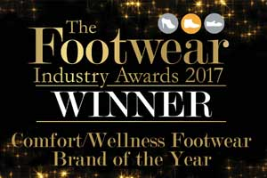 2017: SHOE INDUSTRY AWARDS 2017