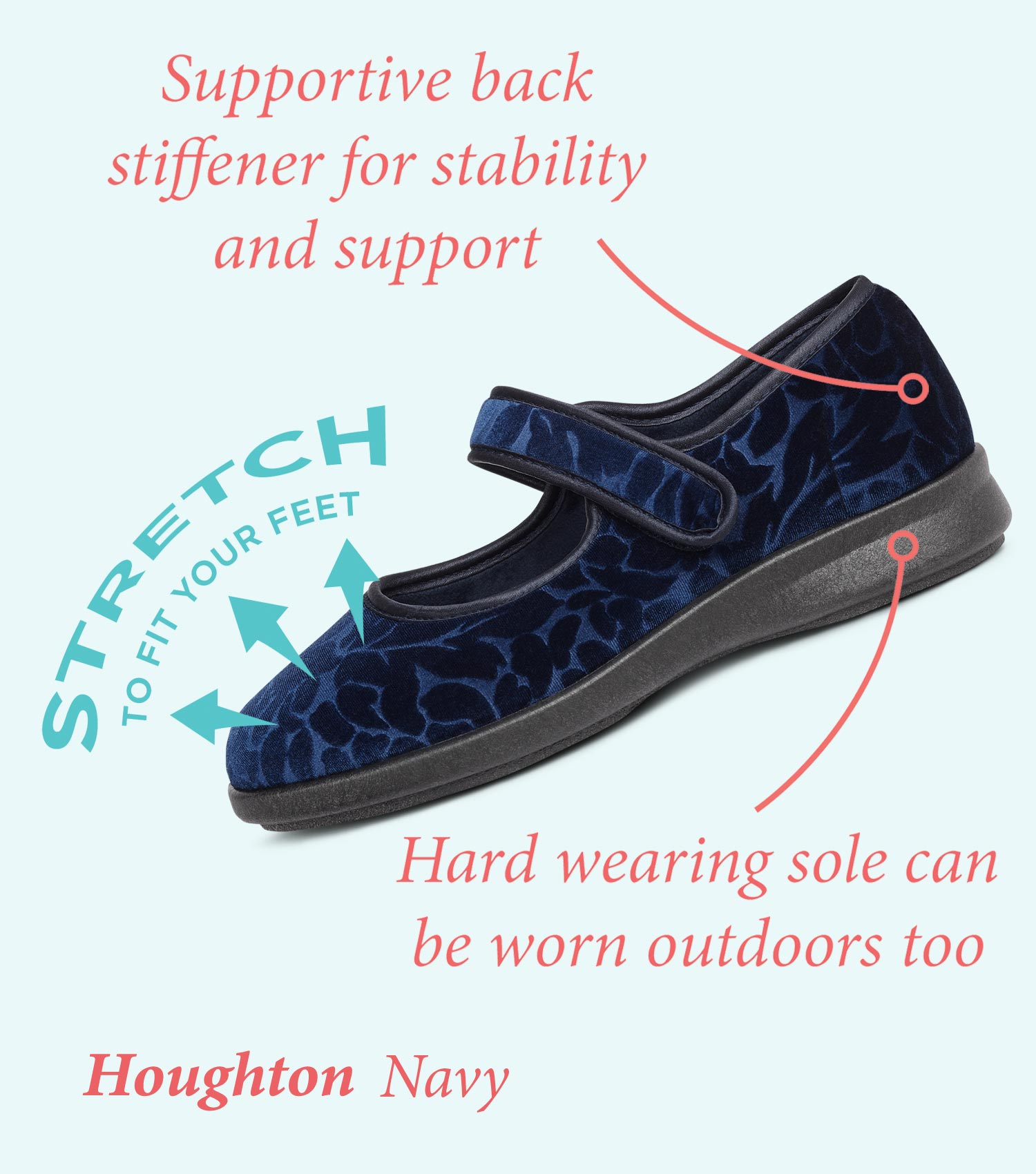 Supportive House Shoes