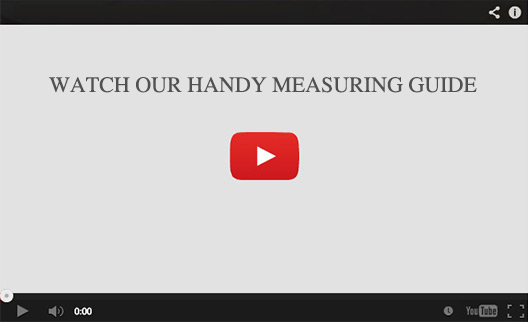 Watch our guide on measuring your feet