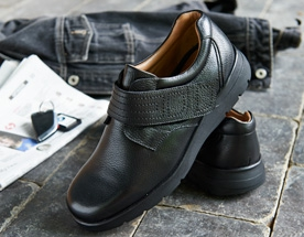 Mens Extra Wide Fit Shoes - Wider Fitting Footwear for Men - Wider ...