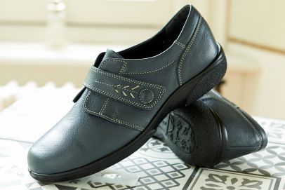 Healey Ladies Easy B Wide Fitting Shoes Seconds